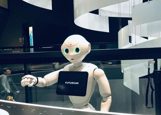 automation changed the world