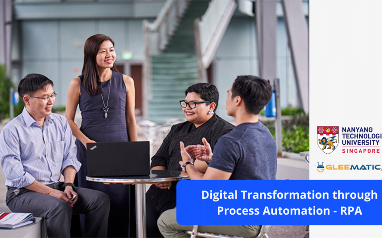 Digital Transformation through Process Automation