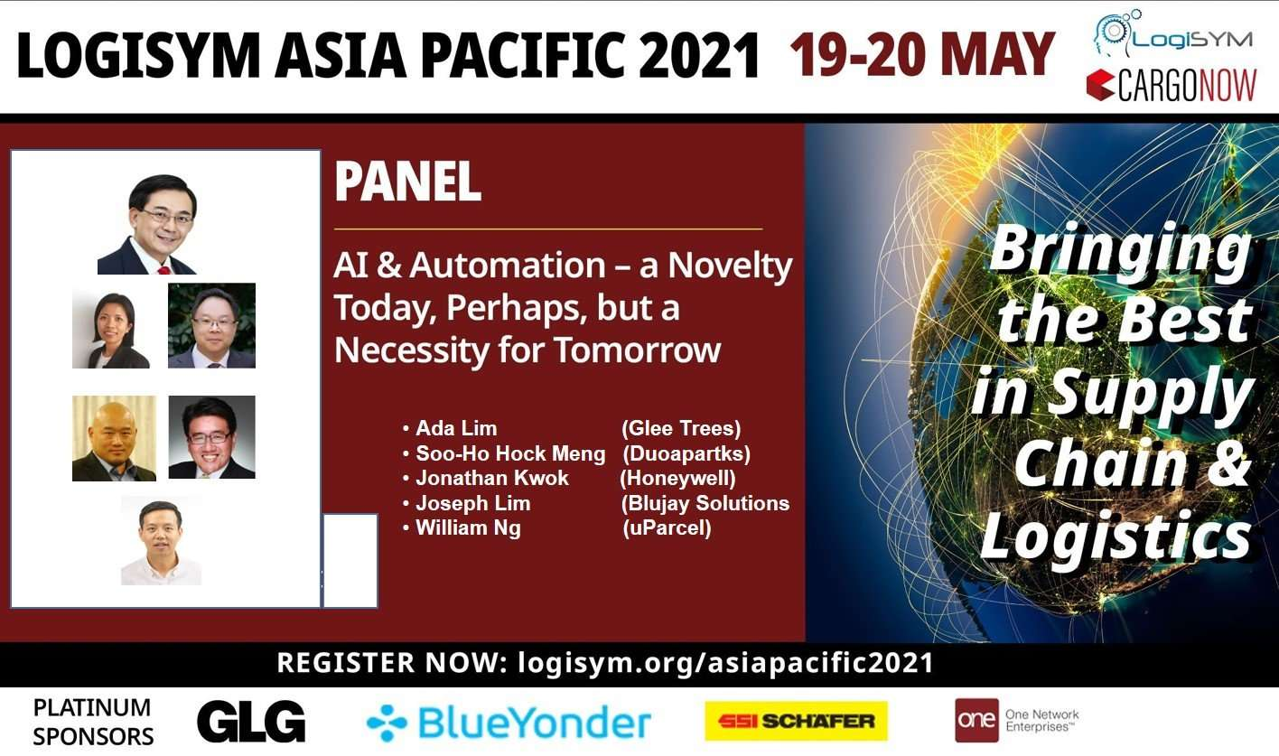 logisym 2021 automation artificial intelligence
