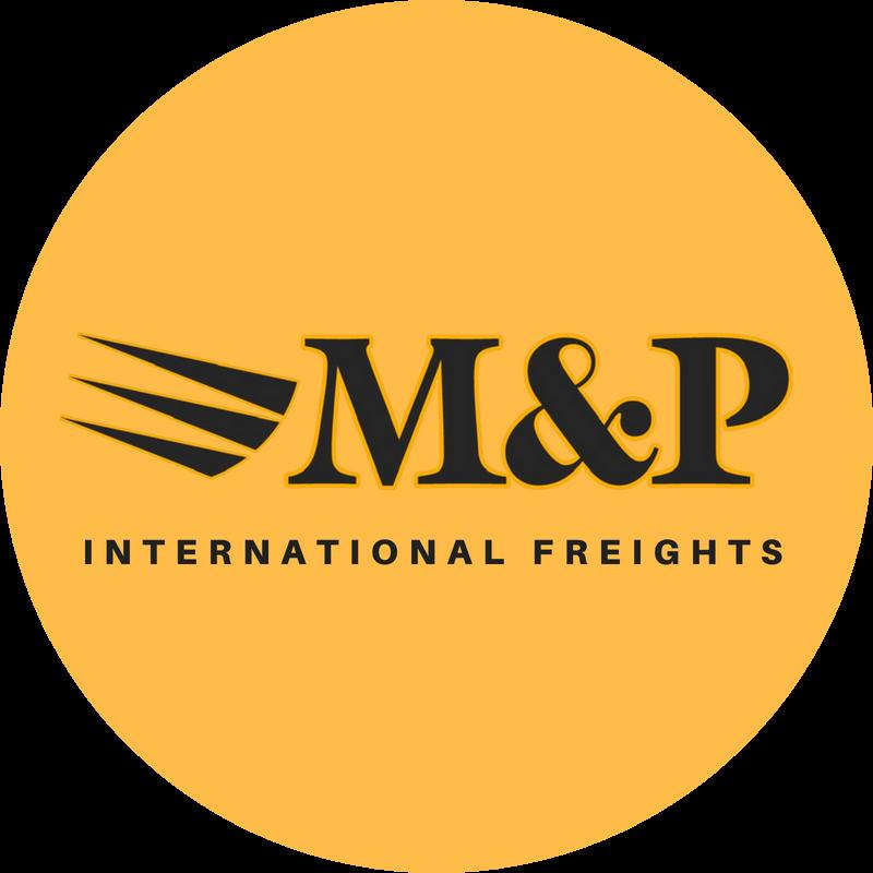 M&P Freights Logo